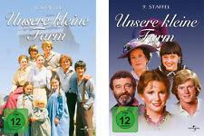 12 DVDs * UNSERE KLEINE FARM ~ SEASON / STAFFEL 8 + 9 # NEU OVP +
