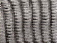 Marshall Noir/gris (EC FRETTES) tissé tissu Grille (81x90cm)