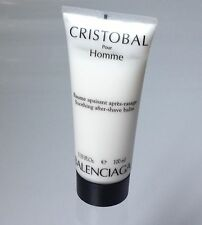 CRISTOBAL Balenciaga Pour Homme Soothing AfterShave Balm  100ml