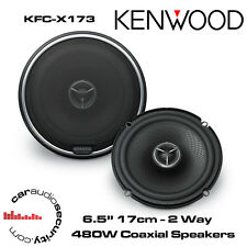 "KENWOOD kfc-x173 - 17cm 6.5"" 2-way Altoparlanti Auto Coassiale Porta Potenza totale 480w"