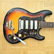 "Teisco/Kawai E-Gitarre - rare 1960s/70s vintage - ""Hertiecaster"" made in Japan"