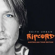 Keith Urban - Ripcord (Australian Tour Edition) [New CD] Australia - Import