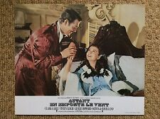 GONE WITH THE WIND Original Vintage Lobby Card VIVIEN LEIGH CLARK GABLE