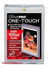 ULTRA PRO Proteggi carte rigido chiusura magnetica One-Touch 100 PT