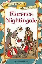 Florence Nightingale (Famous People Famous Lives), Good Condition Book, Emma Fis