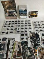 Dossier De Presse Peugeot Partner cd  Photos Diapos ektas de presse