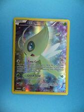 CELEBI FULL ART RARE PROMO XY111 Holo Foil Shiny Pokemon Trading Card PCG TCG P8