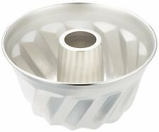 Queen Rose Kouglof Cake Mold 18Cm - Professional Industrial Use, Made In Japan