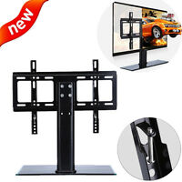 "Universal LED LCD Flat Screen TV Table Bracket With Stand/Base fits 26""-32"" TV"