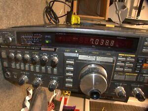 Yaesu FT-767GX Amatuer Ham Radio