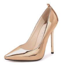 Schuhe Champagner In Damen Pumps Gunstig Kaufen Ebay