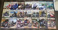 Classic Bike Magazine Lot of 21 Issues 1988-1989, Norton, BMW, Triumph, BSA