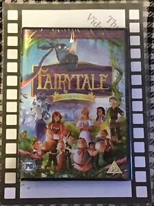 Fairytale The Story of the Seven Dwarves DVD (Brand New & Sealed)