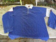 maillot de  rugby style Equipe de France Holiprom M