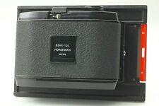 【Exc+4】 Horseman 8EXP 6x9 120 Roll Film Back Holder for 4x5 From Japan #043