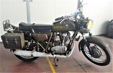 moto condor A 350, usata, funzionante, km 17.921 anno 1974, motore a benzina 4 t