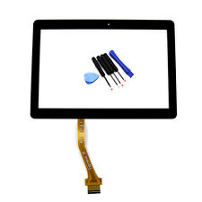 Black Touch Screen Glass Digitizer For Samsung Galaxy Tab 2 10.1 P5100 /N8000