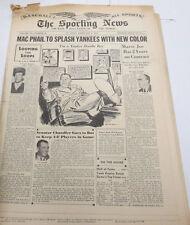The Sporting News Newspaper   Mac phail   February 1, 1945     101014lm-eB2