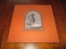 George Harrison The Concert For Bangladesh [LP] (Vinyl, 1971 Apple)