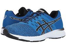 ASICS Men's GEL-EXALT 4 Running Shoes (T7EON) BLUE/BLACK/BLUE/WHT Sz. 11 M NIB