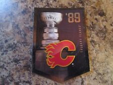 2012-13 Panini Molson Canadian Stanley Cup Collection 1989 CALGARY FLAMES