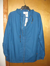 Ben Sherman L New Classic Blue Gingham Harrington Jacket (Mod, punk)