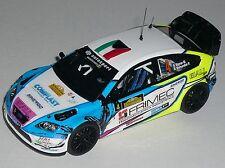 FORD FOCUS WRC SIGNOR RALLY SALENTO  2016  DECALS 1/43