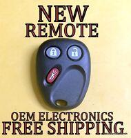 NEW GM GMC OLDSMOBILE ISUZU KEYLESS REMOTE FOB TRANSMITTER MYT3X6898B 15051014