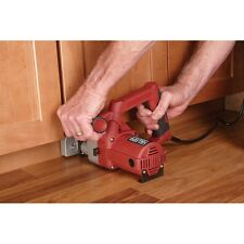 """3-3/8"""" Blade Toe Kick Saw Remove flooring under cabinets without removing them"""