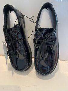 Girls Patent School Shoes Uk 2