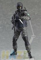 Figma 298 Metal Gear Solid 2 Sons of Liberty Gurlukovich Soldier Action Figure