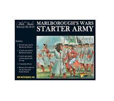 Marlborough'S WARS STARTER Esercito WARLORD GAMES polvere NERA sd