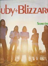 CUBY + BLIZZARDS sometimes HOLLAND EX+/EX   LP  (LP2620)