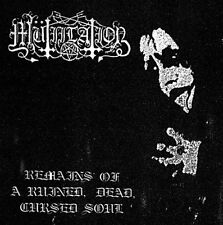 Mutiilation - Remains of a Ruined, Dead, Cursed Soul CD 2010 Dark Adversary