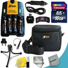 Ideal Accessory Kit for Canon Powershot A720 IS, A710 IS, A2100 IS, A2000 IS