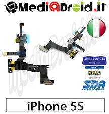 APPLE IPHONE 5S FOTOCAMERA ANTERIORE CAMERA FRONTALE + SENSORE PROSSIMITÀ FLAT