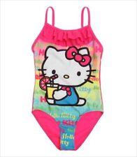 Maillot de bain de bain rose pour fille de 10 à 11 ans