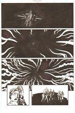 Establishment #13 p.9 - Space Monsters 'Walking Dead' Artist - by Charlie Adlard Comic Art