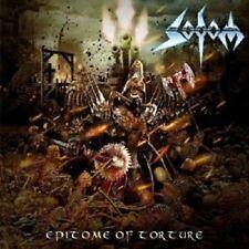SODOM - EPITOME OF TORTURE LIMITED EDITION CD HEAVY/THRASH METAL NEU