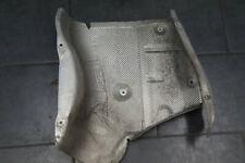 Mercedes AMG Blech Hitzeblech Wärmeisolierung Unterbodenschutz Rechts S63 W221