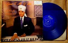 EXOTICA LOUNGE (BLUE) STEREO LP: KORLA PANDIT SPEAK TO ME OF LOVE FANTASY 8039