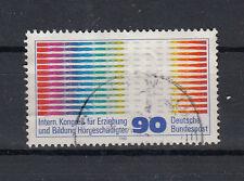 BRD Briefmarken 1980 Bildung für Hörgeschädigte Mi.Nr.1053 gestempelt