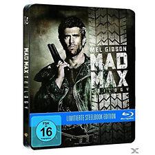 BLU-RAY  MAD MAX TRILOGIE STEELBOOK - NEU & OVP
