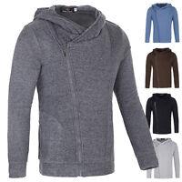 Men's Slim Fit Zipper Hoodie Hooded Sweatshirt Coat Jacket Outwear Pullover Tops