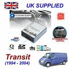 Ford TRANSIT MP3 SD USB CD AUX Input Audio Adapter Digital CD Changer Module