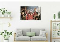 Poster Mural Kanye West Madison Square Canvas Print Art Decor Wall High Quality