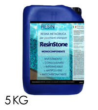 Resinstone Resin Metacrilica Single Component for Floor Printed 5 KG