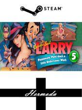 Leisure suit larry 5 Passionate Patti fait un peu sous couverture Clé Steam pour PC