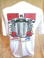 Georgia Bulldogs vs Florida Gators A CLASSIC RIVALRY T-Shirt Size LRG~NEW w TAG