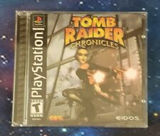 Tomb Raider: Chronicles (Sony PlayStation 1, 2000)
